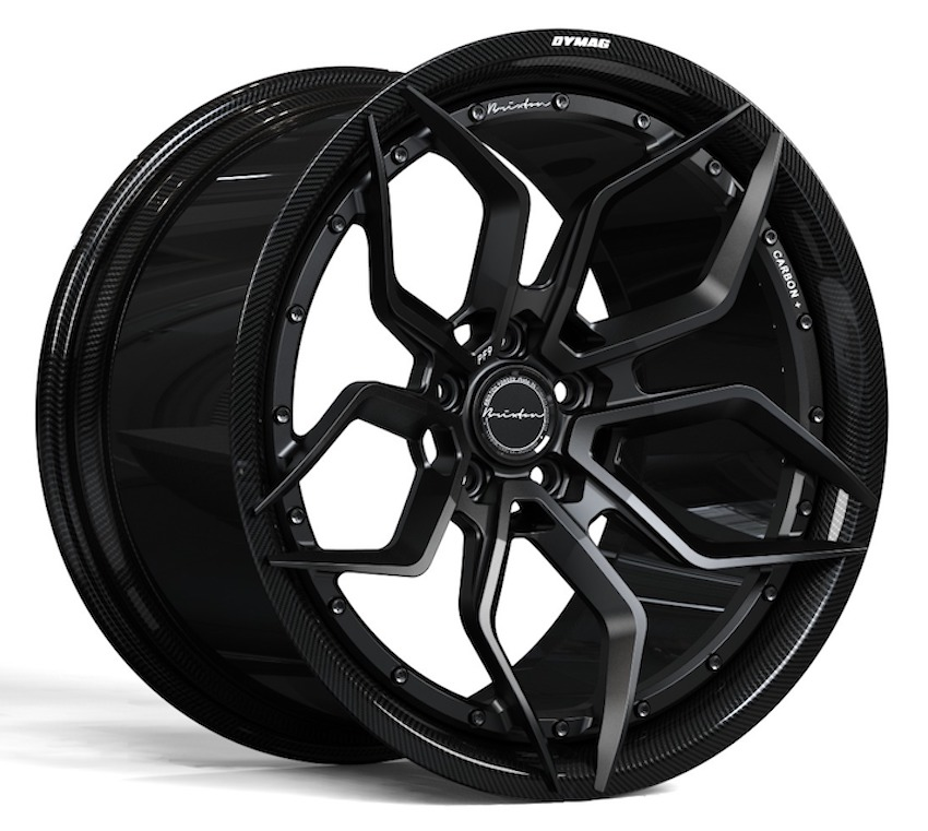 Dymag Carbon Wheels | BX-F Launch