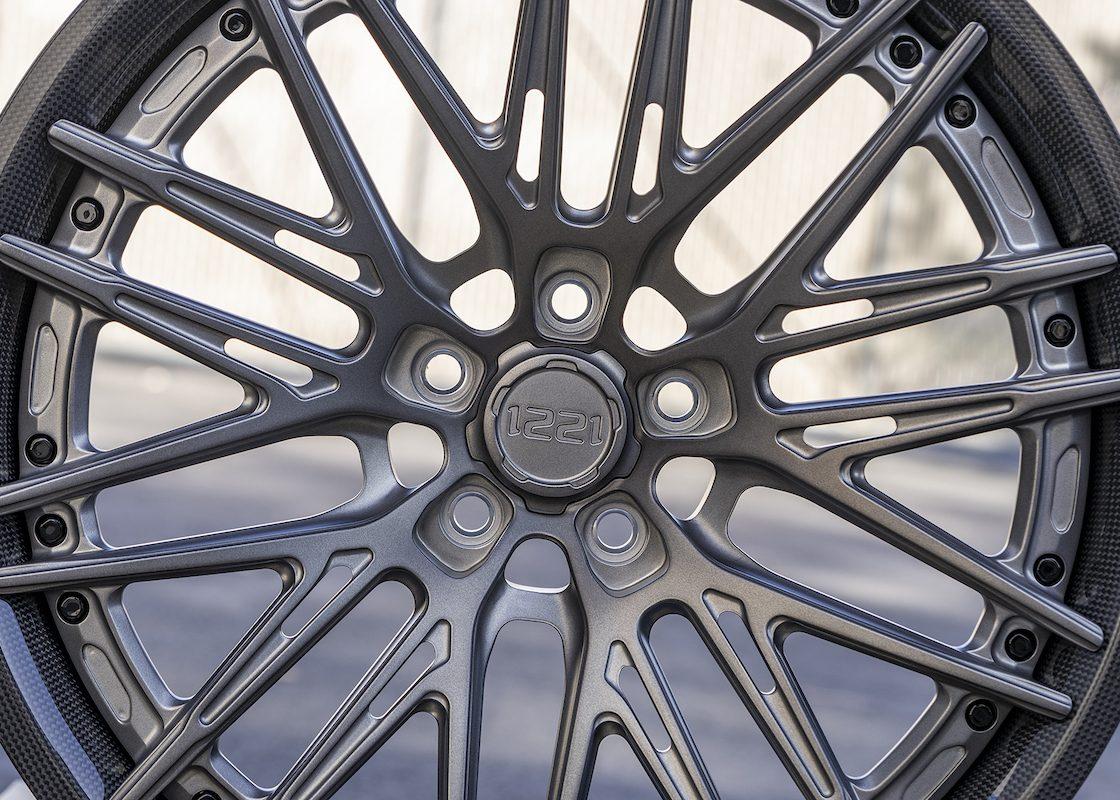 Dymag Carbon Wheels | 1221 MetalFX