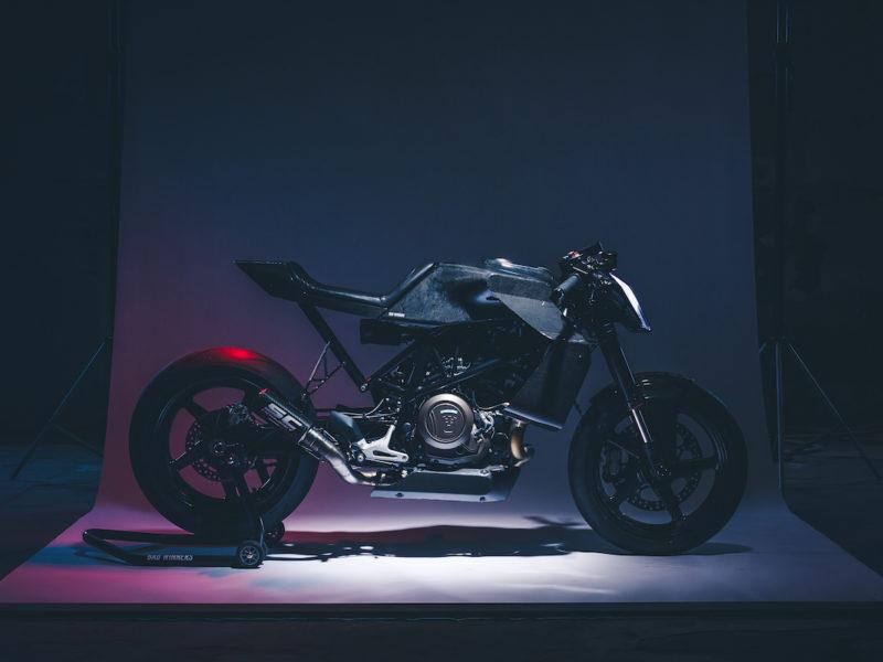 Dymag Carbon Wheels | Badwinners Husqvarna