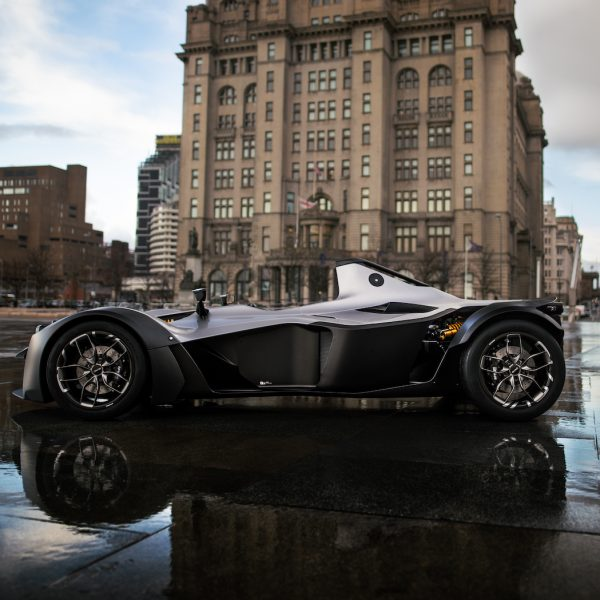 Dymag Carbon Wheels | BAC Mono F
