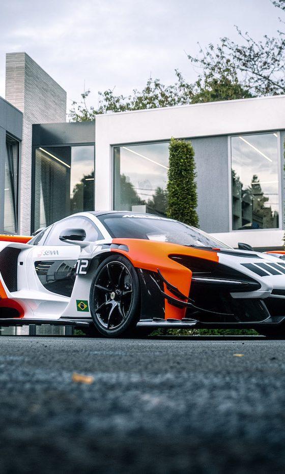 Dymag Carbon Wheels | Lanzante Senna GTR