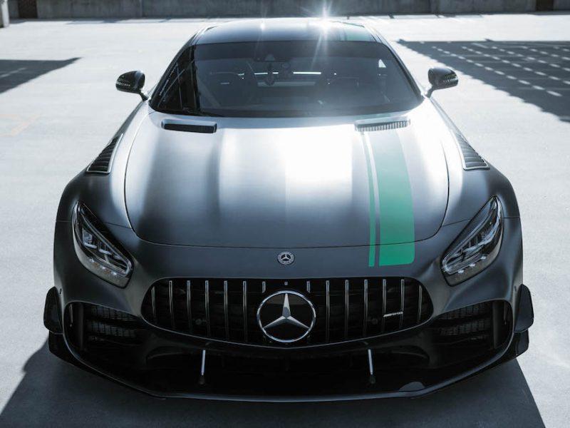 Dymag Carbon Wheels | Brixton AMG GTR Pro