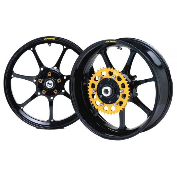 Dymag Forged Moto Wheels | UP7X