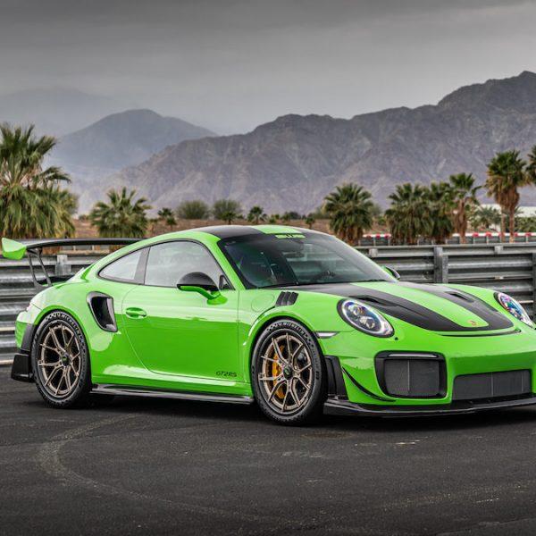 Dymag Carbon Wheels | Vorsteiner Porsche GT2RS