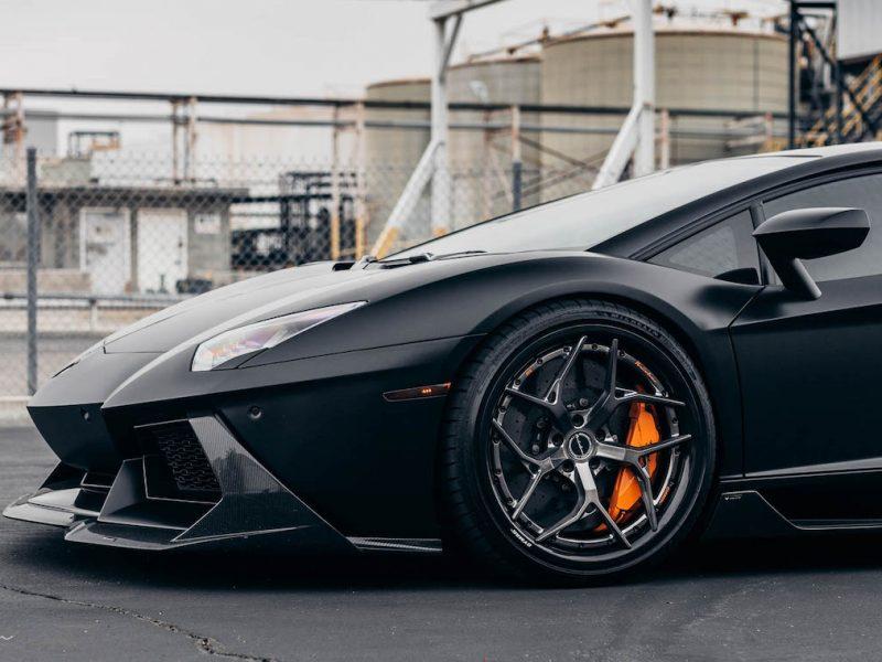 Dymag Carbon Wheels | Brixton Aventador
