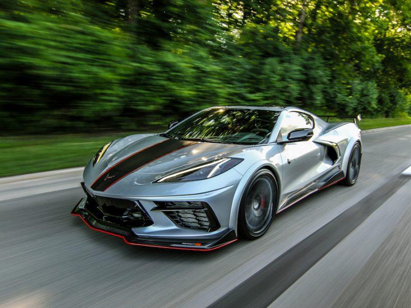 Dymag Carbon Wheels | Norwicki Corvette Concept8